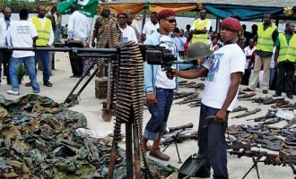 Ex-militants are suffering, IYC tells FG