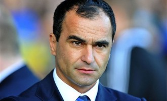 Everton sack Roberto Martinez