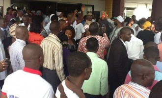 Ondo workers suspend 30-day-old strike, to be paid Mon
