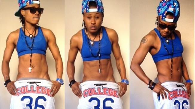 INTERVIEW: You think I'm lesbian or bisexual? Keep guessing, says football star Uwak