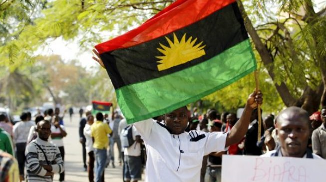 IPOB fixes Biafra referendum on presidential election day