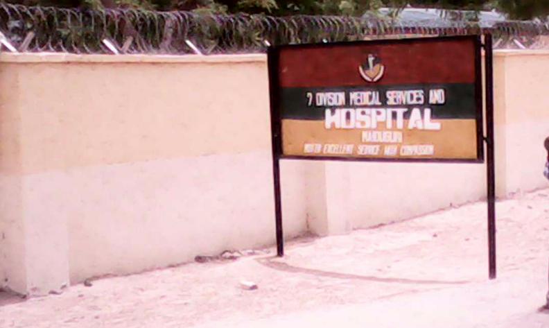 7 Div Hospital