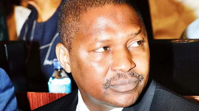 Malami is making a mess of your anti-graft fight, group tells Buhari