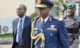 EFCC releases photos of AVM arraigned for 'fraud', says nobody is above the law
