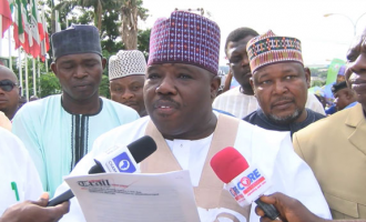 Sheriff: Corrupt PDP politicians must be brought to justice