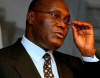 Atiku: My father was imprisoned for not sending me to school