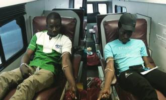 JCI Ibadan renovates healthcare centre, donates blood