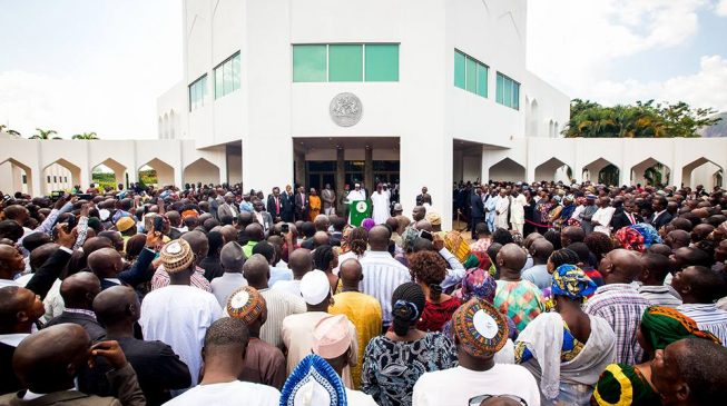 Aso Rock to enjoy uninterrupted power supply as 'eligible customer'