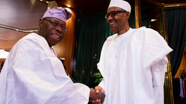 Buhari is as fit as a fiddle, says presidency