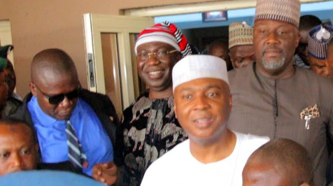 Saraki's forgery trial adjourned because of judge's vacation