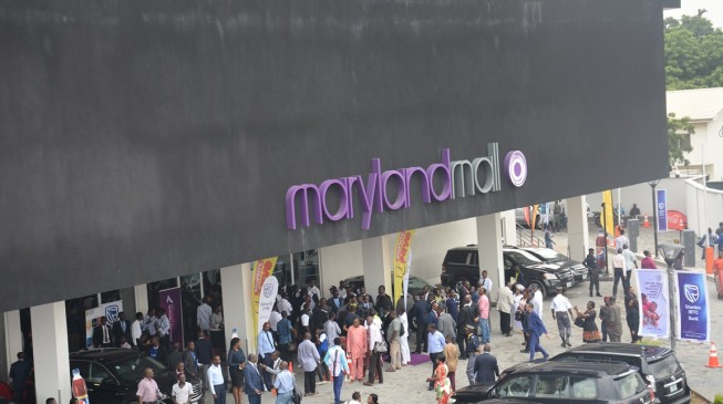 NOW OPEN: Maryland Mall boasting the largest LED screen in Sub-Saharan Africa