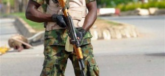Army: The officer who killed Abia motorcyclist has been arrested