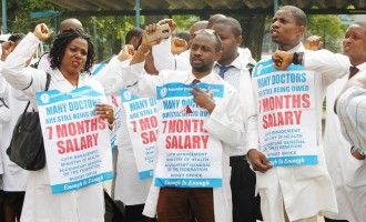 What exactly are doctors doing in Nigeria?