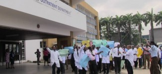 Resident doctors embark on strike in Abuja