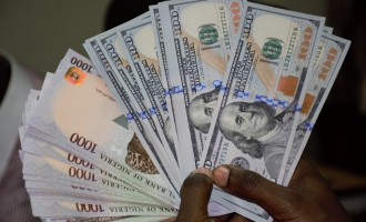 IT'S OFFICIAL: Naira to now trade at N380/$