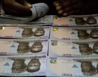From 268/$ in 2015, naira trades at 494/$ on Christmas Day