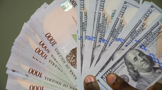 Naira untouched as stocks, crude oil record losses