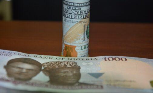 Naira reverses loss, trades at N470/$ after new CBN policy