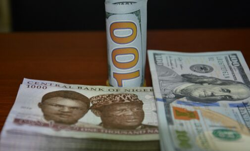 Naira hits 48-year-low, trades at 545/$ in parallel market