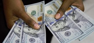 Nigeria's foreign reserves shed $43.6 million daily in October