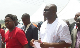 Lere Olayinka demands apology as EFCC disowns controversial tweet on Fayose