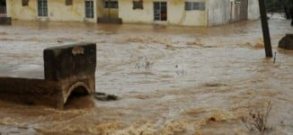 Flood sweeps away 11-year-old boy, rescuer in Lagos