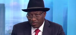 Jonathan speaks about 'one positive thing' in Nigeria's COVID-19 repsonse
