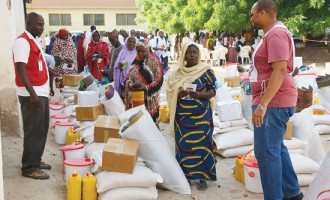FG 'improves condition' of IDPs in north-east