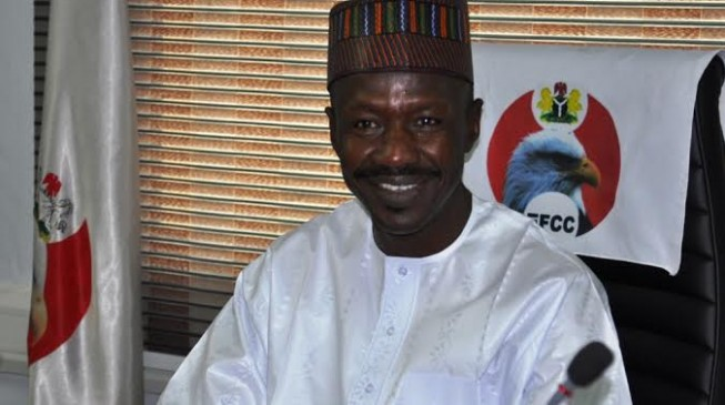 EXCLUSIVE: DSS report says Magu lives in a N40m mansion paid for by 'corrupt businessman'