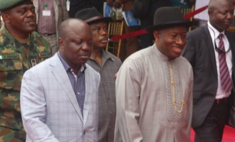 FLASHBACK: How Jonathan cancelled a trip to Niger Delta community