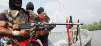 Militants bomb oil facility, say more to come if demands not met