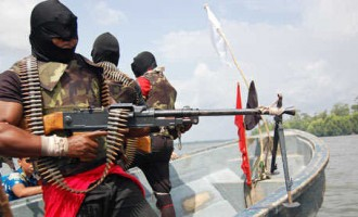 Militants threaten to shut Nigeria's airspace, ask soldiers to leave Niger Delta