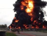 Avengers resume hostilities, blow up 5 pipelines