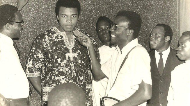 I discovered new things about Muhammad Ali when I interviewed him in Lagos, says Nigerian journalist