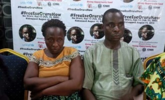 Ese Oruru's parents barred from Yunusa's trial