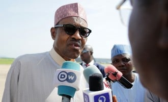 Buhari to journalists: Without ethics, you can become part of Nigeria's problems