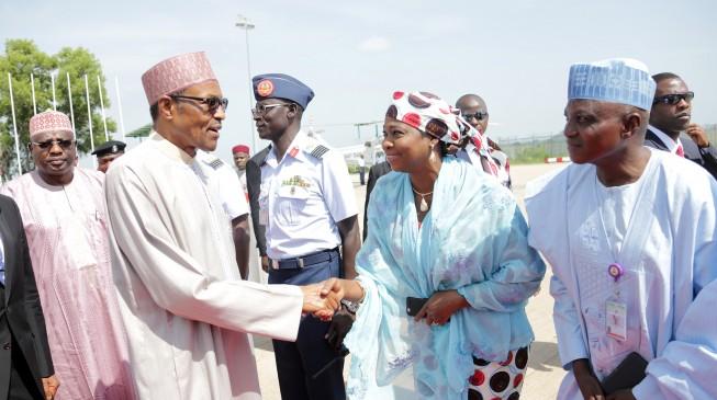 In defense of President Buhari