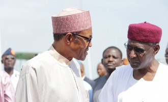 Garba Shehu: Ministers still have access to Buhari… Abba Kyari's role hasn't changed
