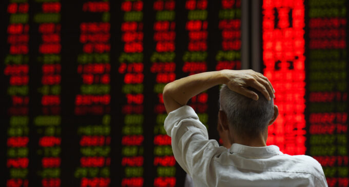 US stocks near correction territory; is it time to turn bullish?