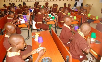 24m children to benefit from school FG's feeding programme