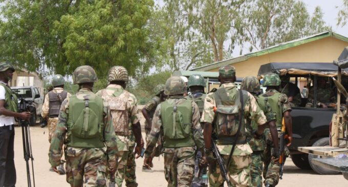 '39 rescued' as troops exchange gunfire with 'bandits' on Kaduna-Abuja road