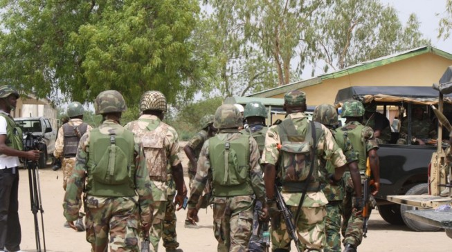 Army: Why we invaded UN building in Maiduguri