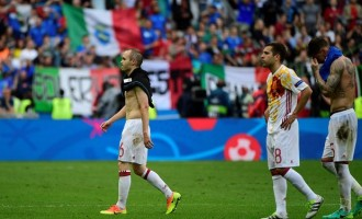 Fresh champions to emerge as Italy dump Spain out of Euros