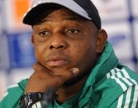 How my world stopped the night Stephen Keshi died