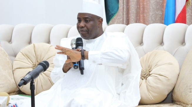 Flyovers and bridges not priority of Sokoto people, says Tambuwal