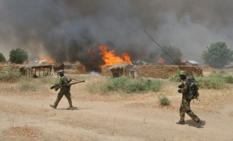 THE INSIDER: How soldiers 'finished off' 16 Boko Haram members in Kala Balge