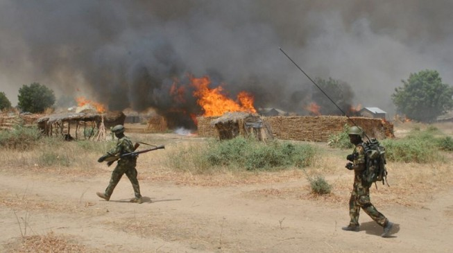 Troops 'kill' two senior Boko Haram commanders