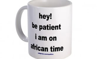 African Time: The real reasons