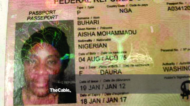 EXCLUSIVE: Aisha Buhari unveiled… but is she the president's wife, daughter or an impostor?