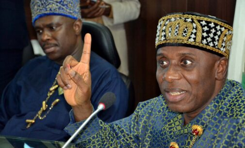 Amaechi: I've never collected a kobo in pension as ex-governor
